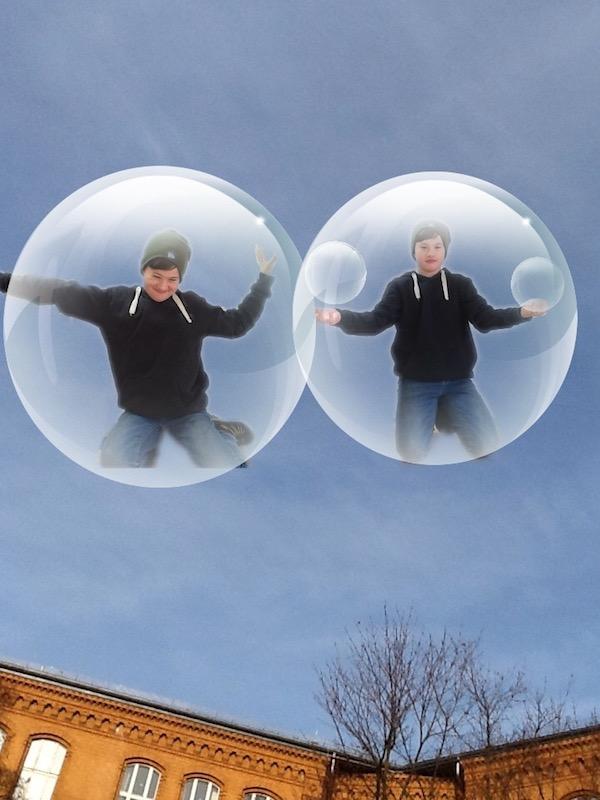 Bubble Krieger