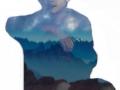 Kopf in den Wolken 2