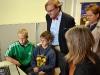 Besuch von André Schmitz in der Jks-Chlbg-W
