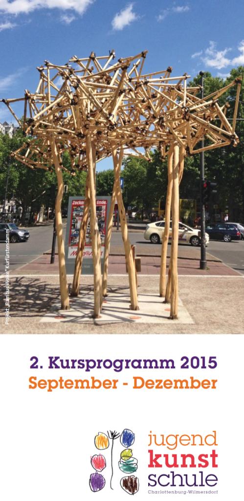 Kursprogramm Sept.-Dez.2015