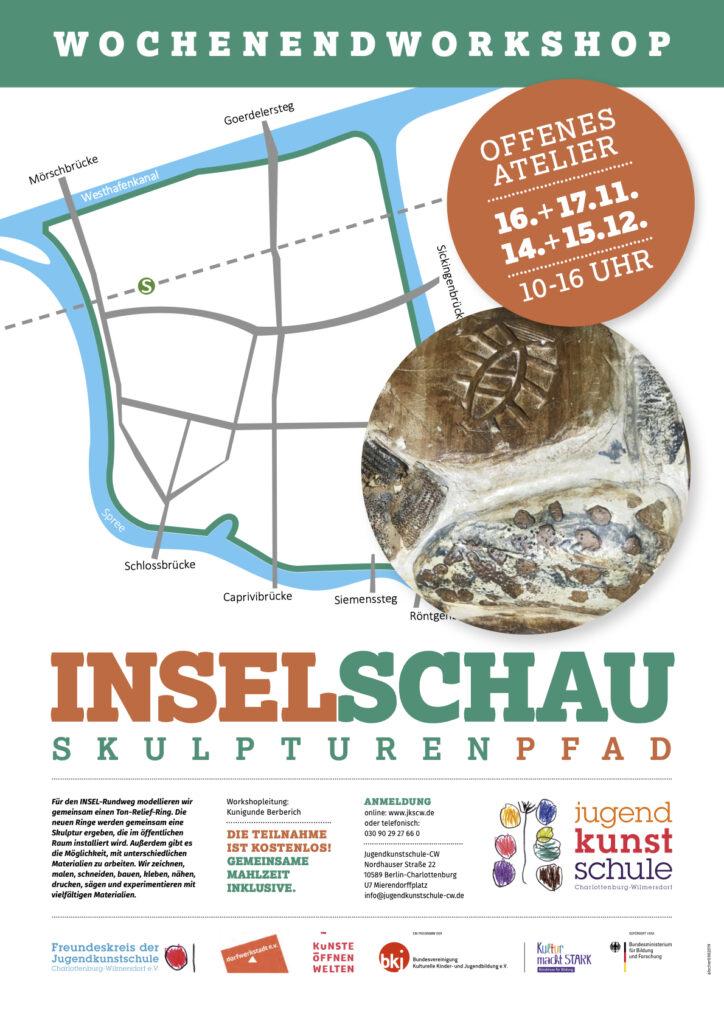 So endete 2019 - Projektschluss für die InselSchau-und den SkulpturenPfad